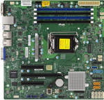 Supermicro Server MB C232 S1151 MATX (MBD-X11SSL-F-B)