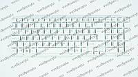 Клавиатура для ноутбука SONY (VPC-EE series) rus, white, без фрейма (BIG Ener)