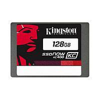 """Накопитель SSD 128GB Kingston SSDNow KC400 2.5"""" SATAIII MLC (SKC400S37/128G)"""