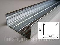 Профиль CD 60, сталь толщиной 0,45мм, длина 3м
