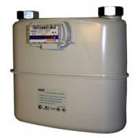 Правильный счетчик газа Metrix G-10  с ключом