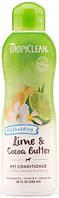 202535 TropiClean Lime-Cocoa Butter Кондиционер контроль линьки, 355 мл