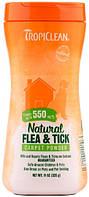 320000 TropiClean Natural Flea & Tick для обработки лежаков, 325 гр
