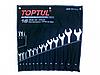 Набор ключей комбинированных 16шт. 7-32мм Hi-Performance TOPTUL GPAX1601