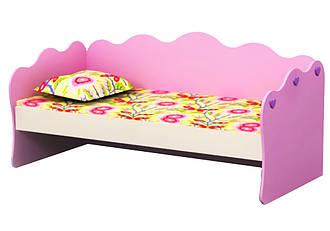 """Дитяче ліжко """"Pink Pn-11-3"""" Доріс"""