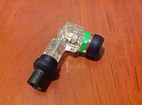 Насвечник прозрачный с резистором (ВМ)