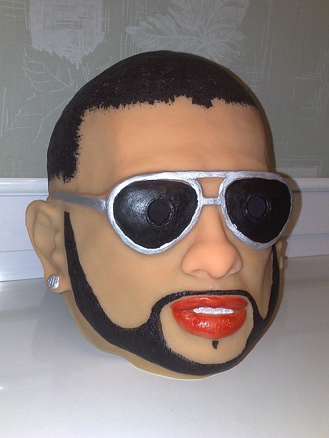 Карнавальная маска Тимати репер  TIMATI