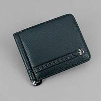 Купюрник зажим для денег на магните монеты черный Rocco Barocco