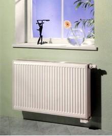 Радиатор панельный KORADO Тип 22, 500х1000 (нижнее подключение)