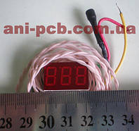 Термометр электронный Т-0,36-DS