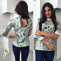 Женская стильная блузка