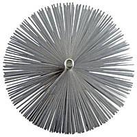 Щетка для чистки дымохода D= 200 мм из плоского провода