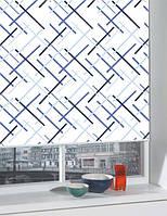 Рулонные шторы на окнах полярис