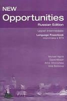 Michael Harris, David Mower Opportunities Russia Upper-Intermediate Language Powerbook (Opportunities)