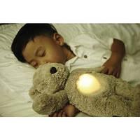 """Мягкая звуковая игрушка-ночник """"Мишка Тедди"""" Glow Cuddles Bear (7404-ZZ)"""