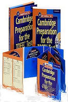 Cambridge Preparation for the TOEFL® Test Book with CD-ROM and Audio CDs Pack (Cambridge Prepara Cambridge Preparation for the TOEFL® Test Book with