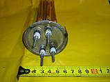 Тэн медный для проточного водонагревателя АТМОР 8.5 кВт. / 230 В. Украина, фото 2