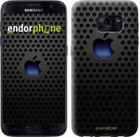 "Чехол на Samsung Galaxy S7 G930F apple 2 ""1734c-106"""