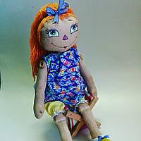 Текстильная кукла Мимми