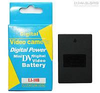 Аккумулятор для фотоаппарата Sanyo DB-L10, 1500 mAh.