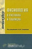 Под редакцией В. М. Смирнова Физиология в рисунках и таблицах. Вопросы и ответы