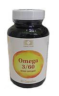 Омега 3/60 (90 капсул) / Omega 3/60  (90 capsules)