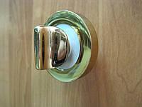 Накладка дверная Doganlar wc золото + сатин