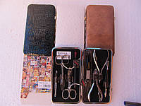 Маникюрный набор Niegelon satin маникюрно педикюрный (8 предметов)