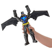 Акция! Интерактивная фигурка Бэтмена (звук, свет) - Batman Electro-Armor, Batman v Superman, Mattel