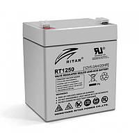Аккумулятор RITAR RT1250, 12V 5.0Ah