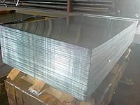 Лист нержавеющий технический AISI 430 2B матовый, размером 1,0х1250х2500 мм