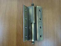 Петля дверная Doganlar GUM 120 мм левая, правая бронза
