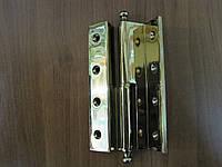 Петля дверная Doganlar GUM 120 мм левая, правая золото