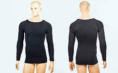 Термобілизна SIBOT чоловіча футболка з довгим рукавом