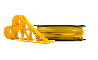 Желтый АБС пластик