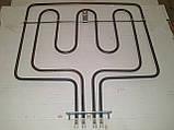 Тэн нержавеющий для электродуховки ARDO 2,5 квт. / 220 В. двойной верхний . Производитель Турция Sanal ., фото 5