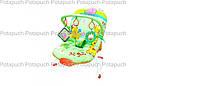 Кресло Шезлонг-качалка детска с погремушками