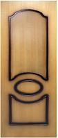 Межкомнатная дверь «Виктория» миланский орех