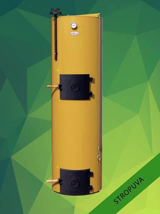 Котел твердотопливный Stropuva S20 (Стропува С20) на дровах , фото 2