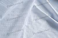 Ткань льняная с вышивкой Наречена