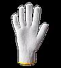 Перчатки трикотажный белоснежные, Долони № 576