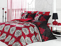 Комплект постельного белья Majoli Bahar teksil Alonzo v1 двухспальное