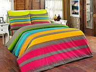 Комплект постельного белья Majoli Bahar teksil Elle v2 двухспальное