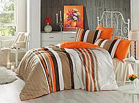 Комплект постельного белья Majoli Bahar teksil Touch v1 двухспальное