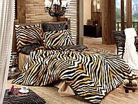 Комплект постельного белья Majoli Bahar teksil Bengal v1 двухспальное