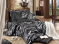 Комплект постельного белья Majoli Bahar teksil Bengal v2 двухспальное