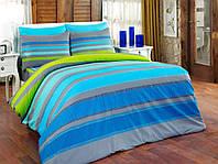 Комплект постельного белья Majoli Bahar teksil Elle v1 двухспальное