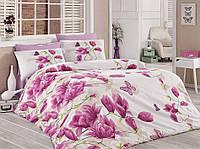Комплект постельного белья Majoli Bahar teksil Alize v1 двухспальное