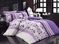 Комплект постельного белья Majoli Bahar teksil Lilamor v2 двухспальное