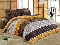 Комплект постельного белья Majoli Bahar teksil Serenity v1 двухспальное